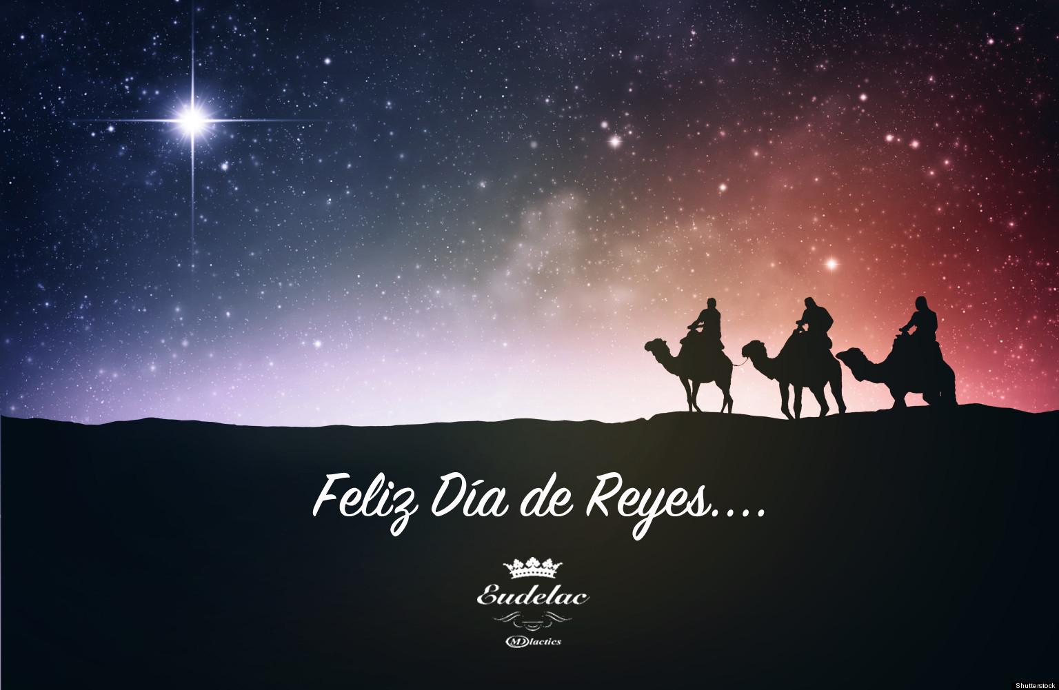 Feliz Día De Reyes Eudelac